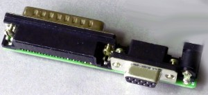 Interface adapters are available to connect many types of RS232 meter interfaces to METMOTEC's modems