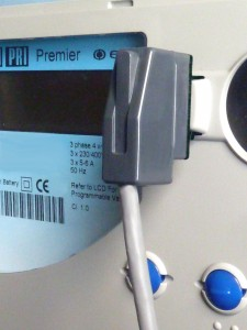 PACT standard optical probe for PRI/Secure meters, and other PACT equipped devices